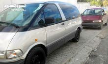 Toyota Previa car for sale 1993 in Benghazi city