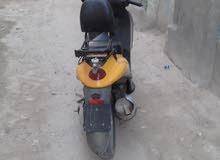 Piaggio motorbike made in 2009