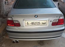 Used condition BMW 325 2001 with +200,000 km mileage