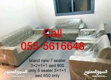 For sale Sofas - Sitting Rooms - Entrances that's condition is New - Al Ain