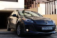 Used condition Mazda 3 2013 with  km mileage