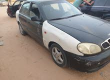 Daewoo Lanos car for sale 2002 in Tripoli city