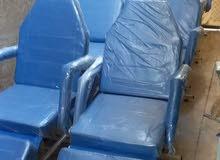 كرسي شازلونج سرير 3ف1