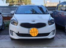 1 - 9,999 km Kia Carens 2014 for sale