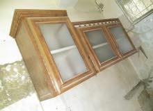 خزائن مطبخ خشب كويتي