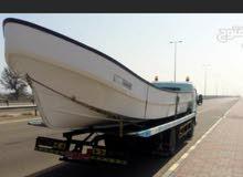 نقل سيارات العاطلة وقوارب