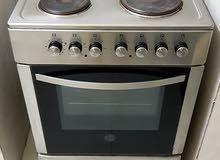 Hooper electric stove and oven