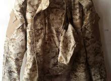 بدلة عسكرية جديدة