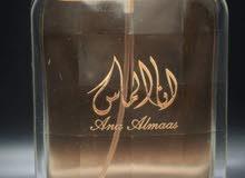 : عطر انا الماس الذهبي  ANA ALLWAS عطر اصلي %%للنساء  يتفيح العطر بمزيج
