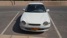 Toyota Corolla 1998 For sale - White color
