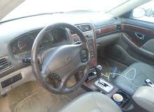 Grey Hyundai Sonata 2002 for sale