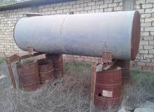 مقطورة زراعية قﻻبه مع خزان