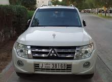 2014 Mitsubishi Pajero for sale in Abu Dhabi