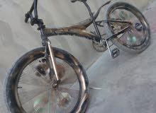 دراجة للبيع كلها حديد
