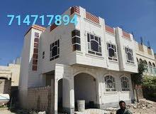 بيت للبيع  أربع لبن حر في صنعاء