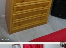 غرف نوم 4 اسره مفرده خشب سنديان