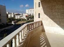 شقه ديلوكس للايجار طابق التاني في مرج الحمام ضاحية النخيل 220 م للاستفسار 0799