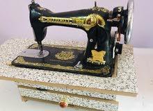 مكينة خياطة فراشه