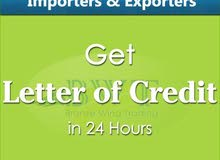 Get Letter of Credit – MT700 for Importers and Exporters