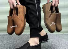 حذاء رجالي طبي