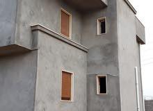 منزل دورين كل دورشقة كل شقة350م تاجوراء بئر اسطى ميلاد سوق الساعي