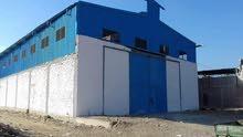 مخازن ومصانع للايجار بمساحات مختلفة تبد من 200متر إلي 3000متر حسب الطلب