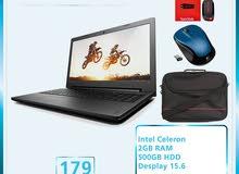 لابتوب Lenovo  و جهاز كمبيوتر مكتبي Dell بأفضل سعر