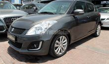 Automatic Suzuki Swift 2015