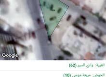 ارض سكن د شارع عبدلله غوشة للبيع