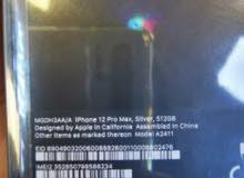 ايفون 12 برو ماكس 512 قيقا بي 4500 ريال