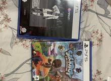 FIFA 21 & Sack Boy PS5