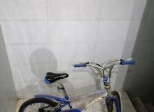 دراجه  شبه جديد