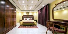اهلا وسهلا بضيوفنا الاعزاء - خدماتنا فندقية 24 ساعة - يومي - شهري