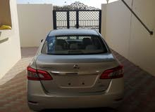 sentra GCC car full clean without issues