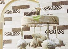 musical Baby Crib