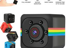 "Mini Gadgets 1080p 1"" Mini Cube Camera with Night Vision"