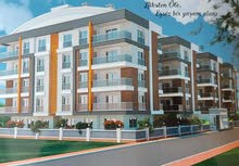 flats for sales in Antalya