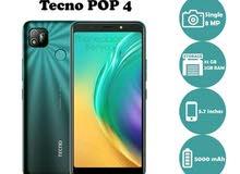 هاتف تكنو بوب 4 للبيع