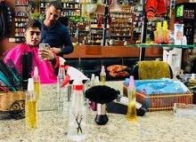 حلاق رجالة من الجنسية السورية مقيم في لبنان اود العمل في الامارات بصالون حلاقة راقي خبرة 8 سنين