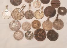 عملة معدنية قديمة