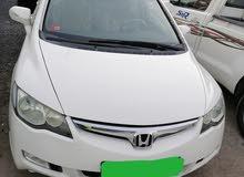 Honda civic 2006Gcc with sunroof