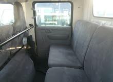 canter dual cab 2013