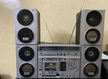 مسجل راديو توشيبا