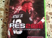 Pes 2018 - Xbox 360 - خميس مليانة