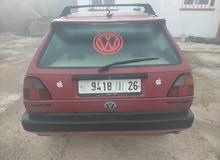 Volkswagen gti  1987
