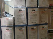 akai  split ac 1 ton brand new