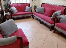 BD 120 Turkey Sofa Set 3+2+1+1