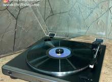 Vinyl Record Player Audio-technica AT-LP60X