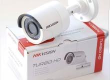افضل كاميرات مراقبة هيك فيجن 5mp عدد 4 شامل التركيب