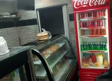 مطعم شاورما للبيع الحرية